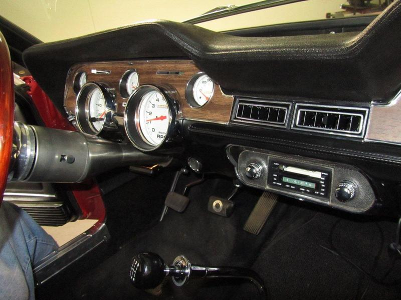 1968 Ford Mustang for Sale Image 28
