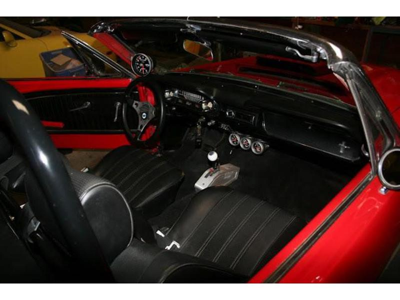 1965 Mustang Convertible Resto-Mod For Sale