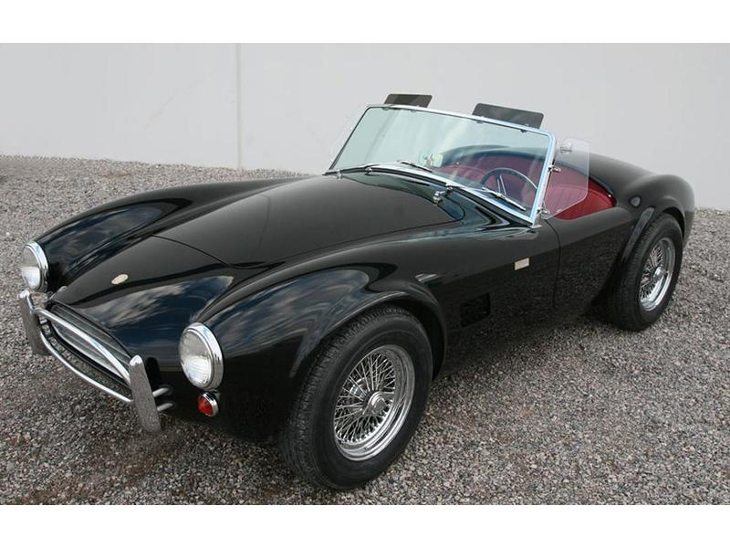 1962 Shelby CSX 8000 for Sale Image 3