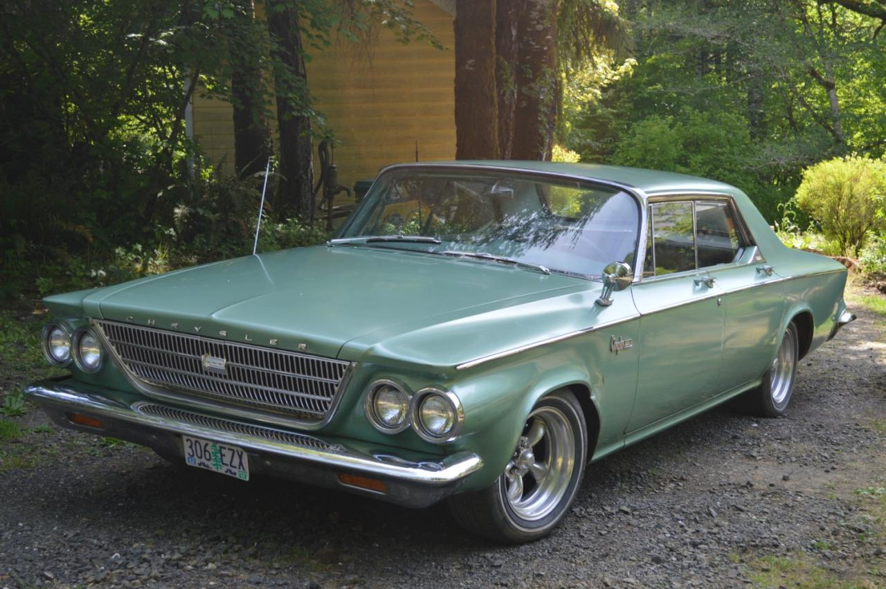 1963 Chrysler Newport For Sale For Sale