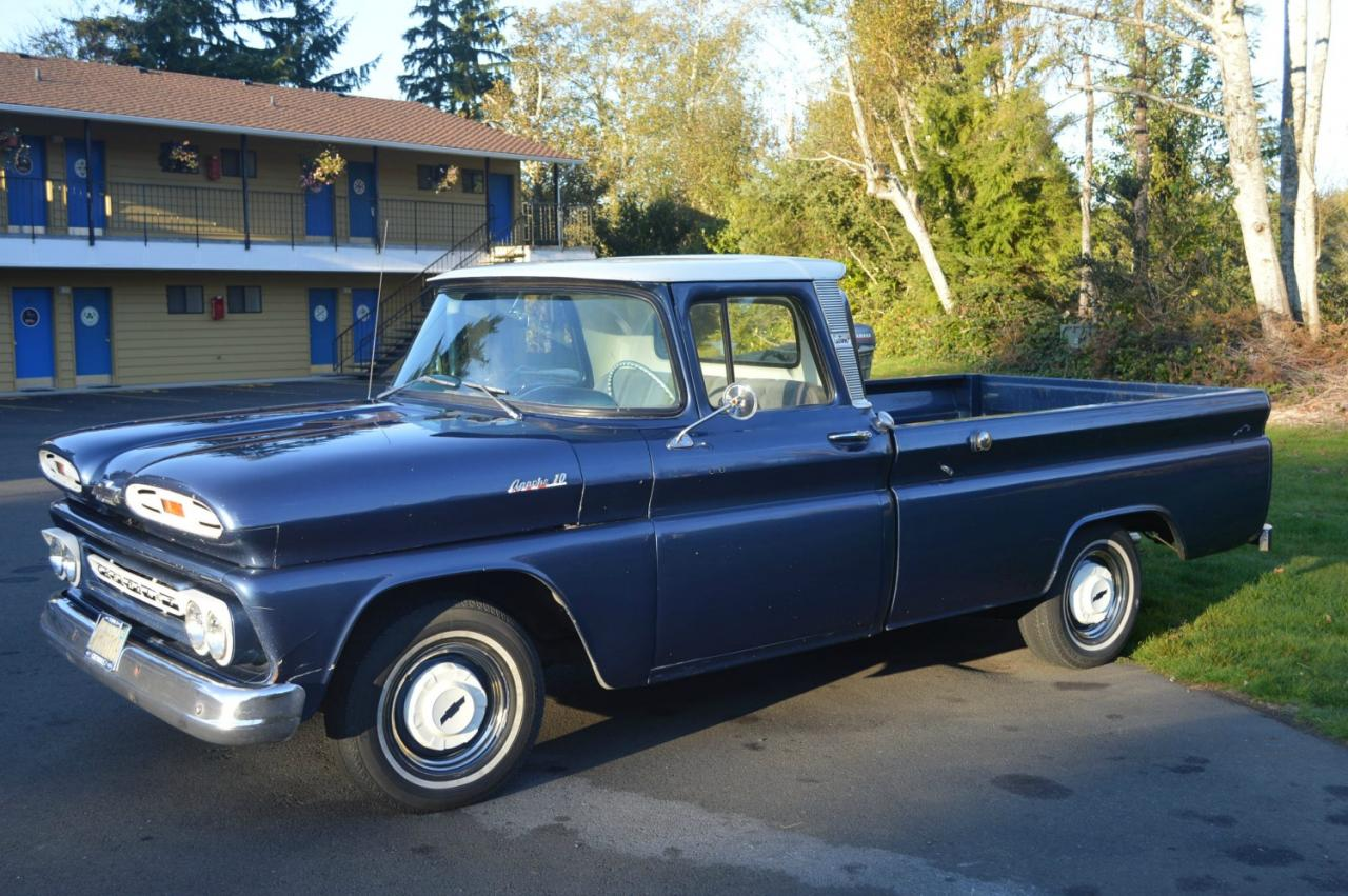 All Chevy chevy c-10 : 1961 C10 Chevy Pick Up Truck Restomod For Sale