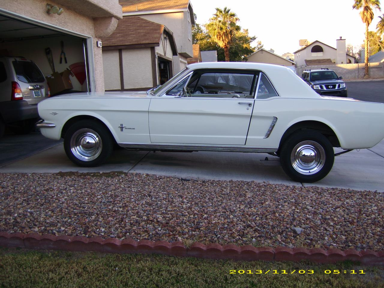 1965 Mustang Coupe - Nicely Restored and Modified! For Sale