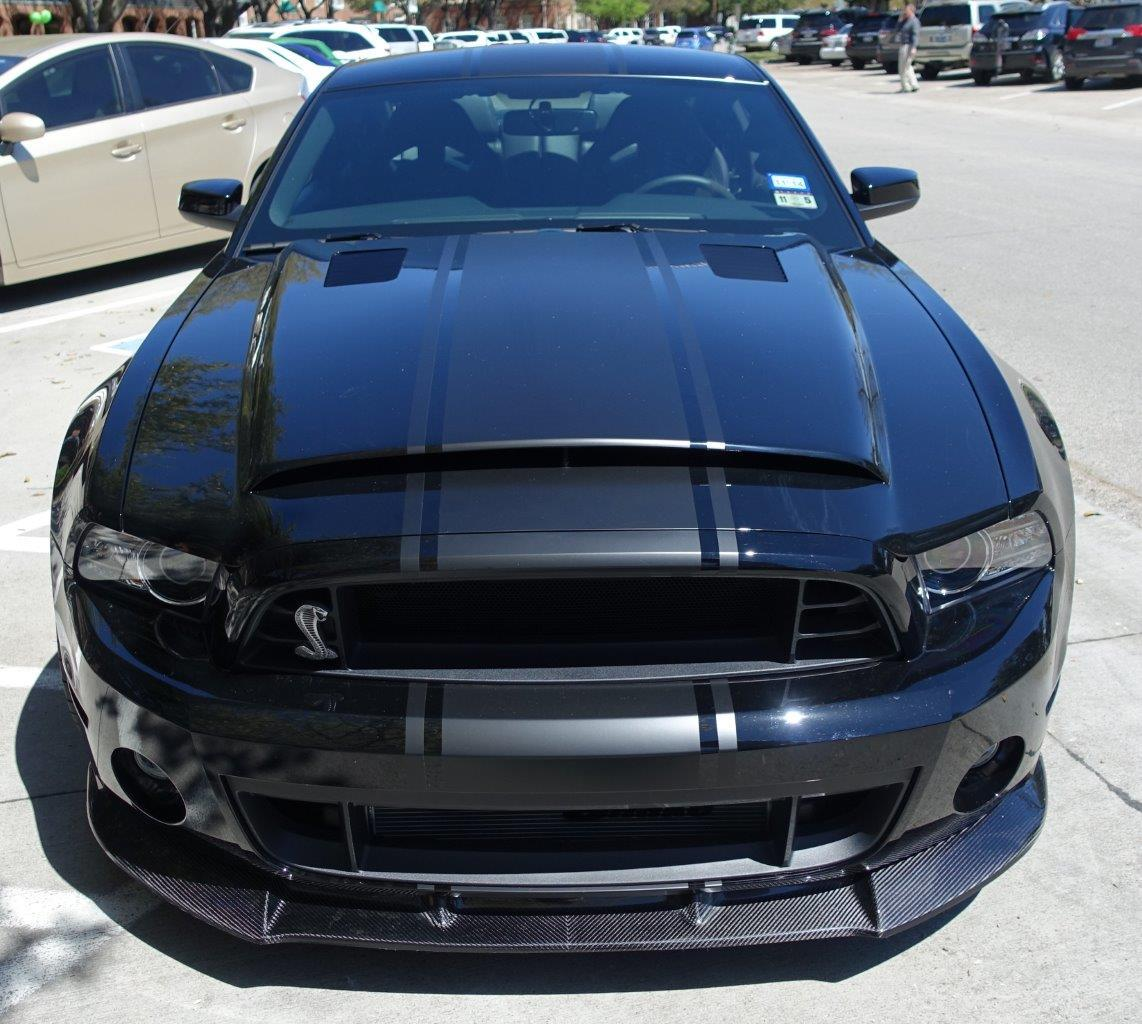 Ford Gt 2014 Price: 2014 Shelby GT500 Super Snake -Only 860 Miles! For Sale
