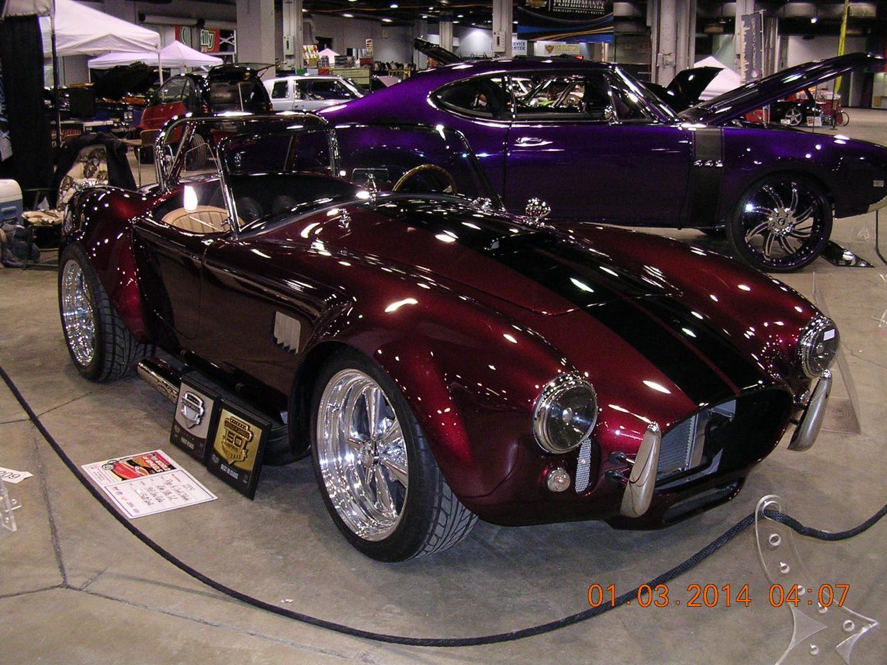 427 Cobra Replica - A Show Winner! For Sale