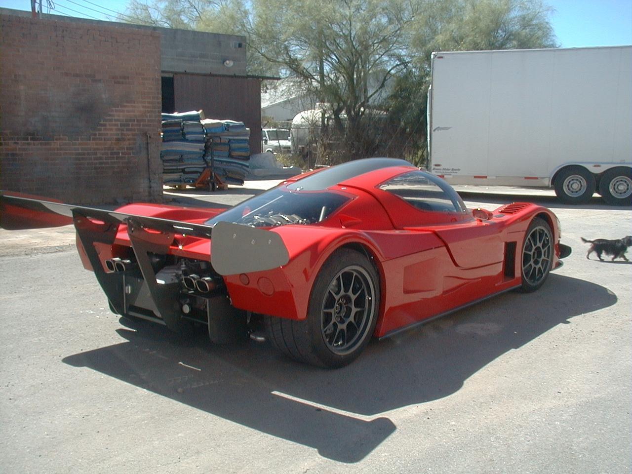 Slc Race Car For Sale