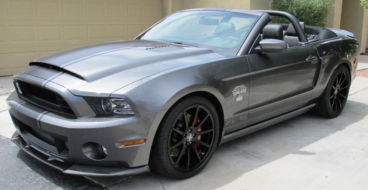 2014 shelby gt500 signature edition super snake