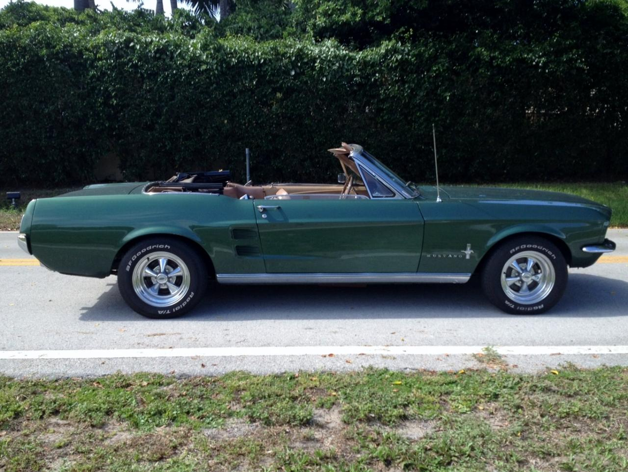 1967 Mustang Convertible - Completely Restored! For Sale