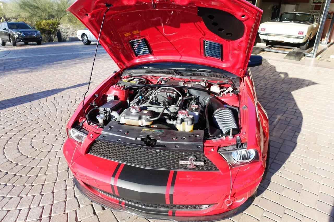 New 2007 GT500 Super Snake Convertible For Sale
