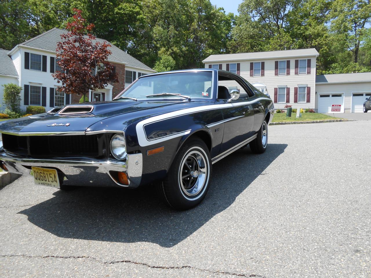 1970 amc javelin 4spd muscle car restored for sale for American classic motors for sale