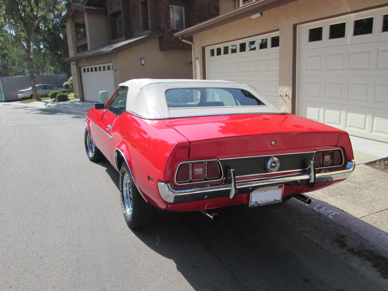 1971 Ford Mustang Mach 1 For Sale Convertible Nicely Optioned