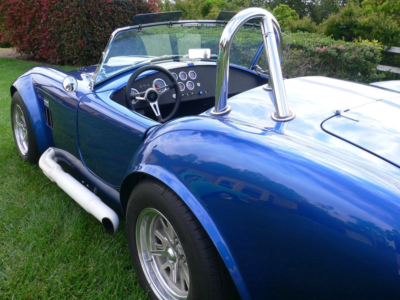 1965 Shelby Cobra Replica Professionally Built For Sale