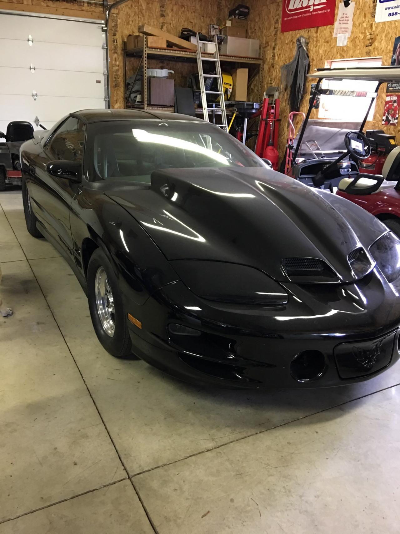 1998 Trans Am Drag Car For Sale