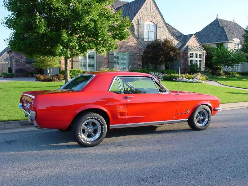 67 Mustang Coupe Fresh Restoration For Sale