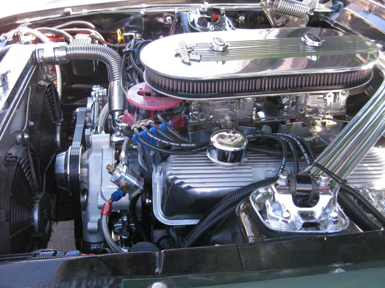 двигатель форд мустанг 1967 #11