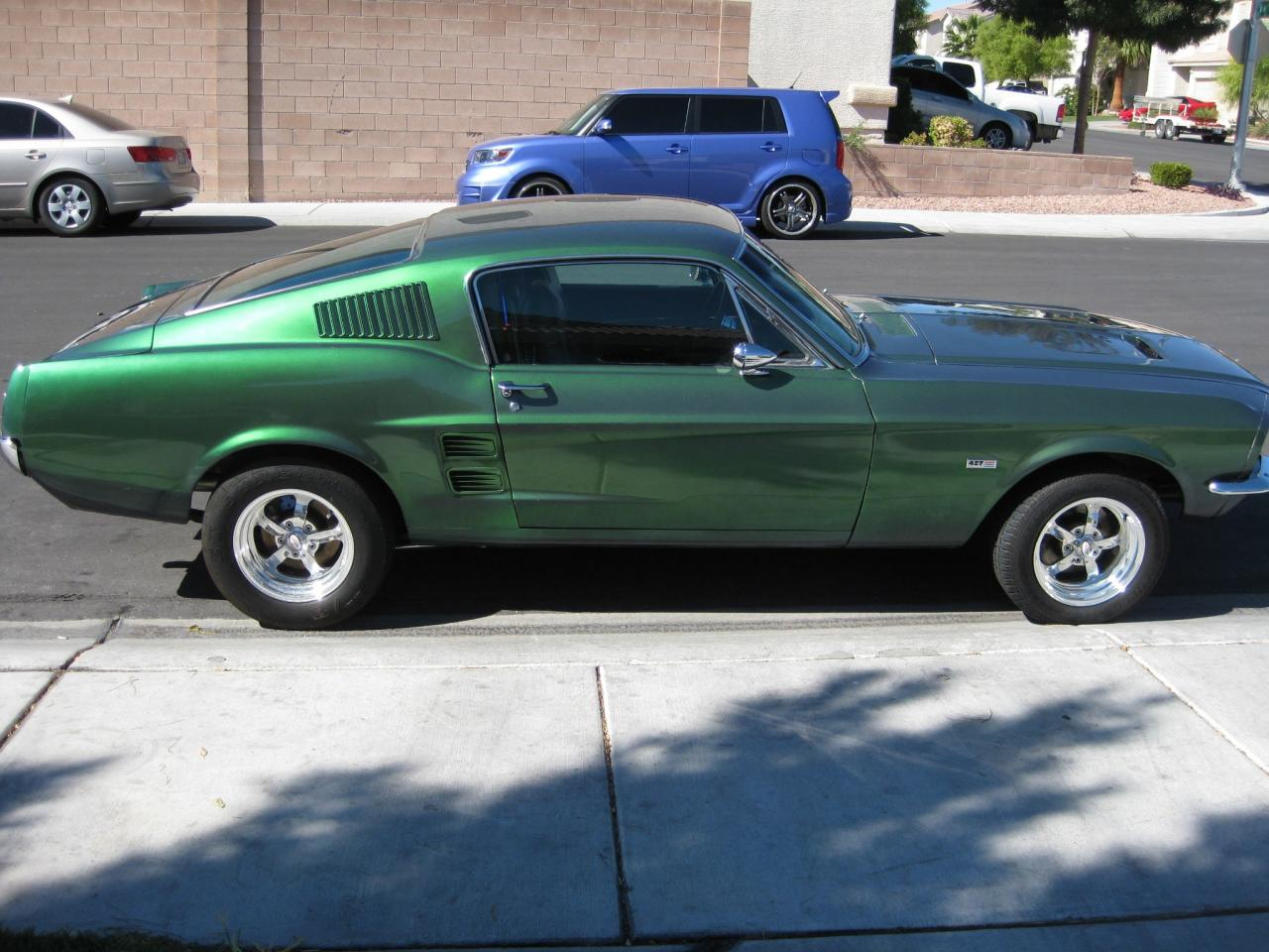 1967 mustang s code gta restomod for sale