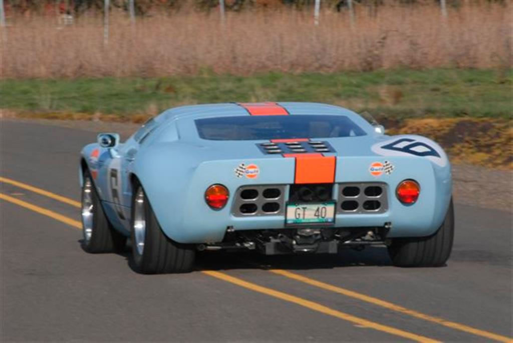 GT40 For Sale - GT40 MK I Replica For Sale