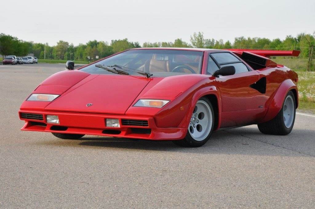 1981 Lamborghini Countach Lp400s Series 2 Low Body For Sale