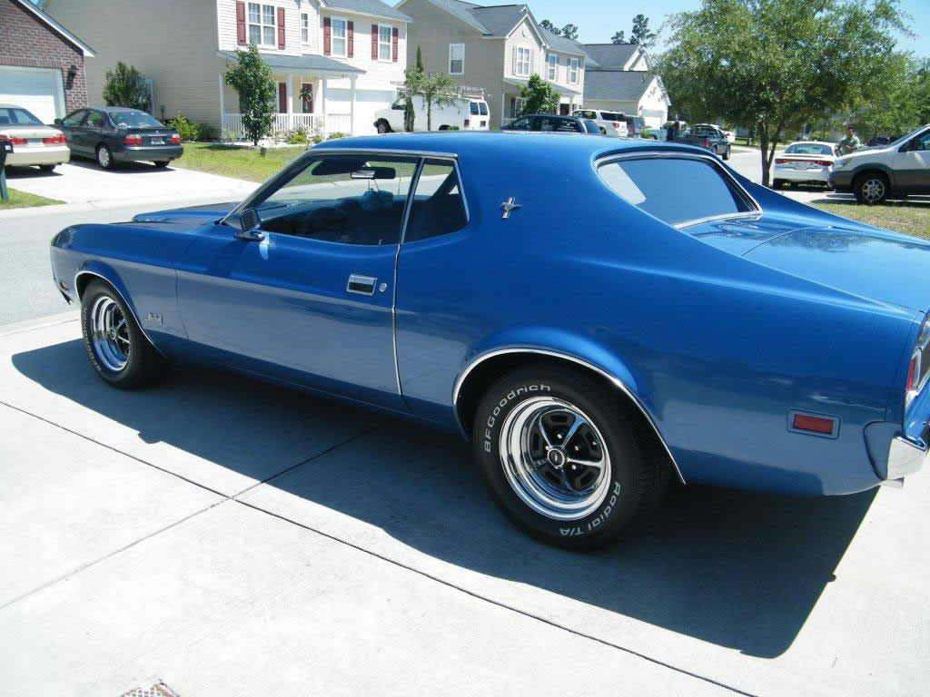 1973 mustang coupe 302 v8 for sale