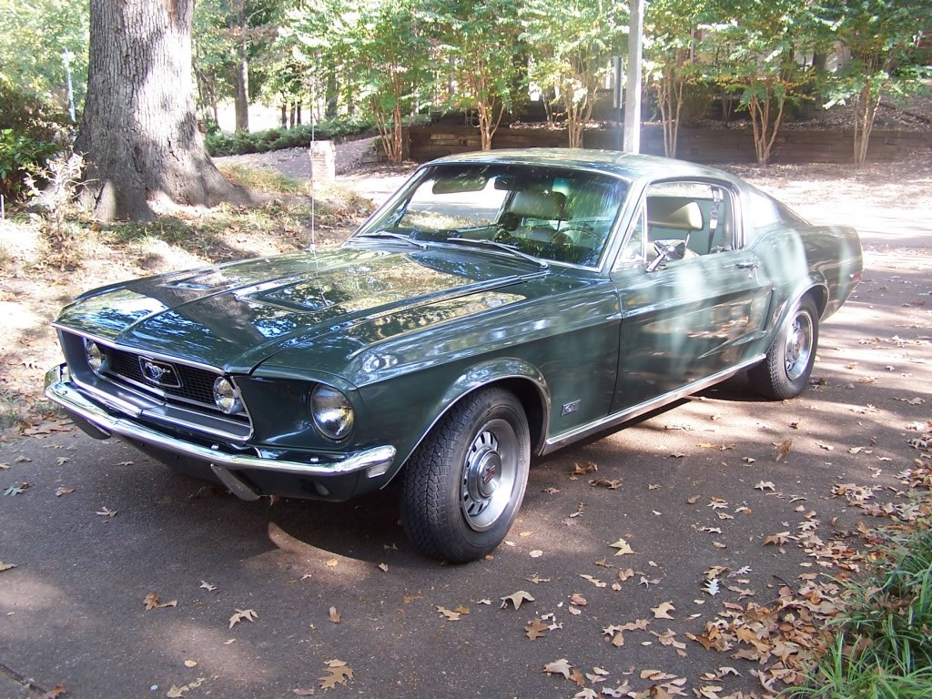 1968 ford mustang gt fastback j code for sale. Black Bedroom Furniture Sets. Home Design Ideas