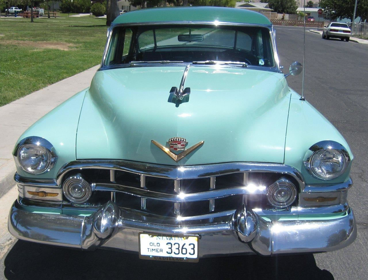 1952 Cadillac Series 62 - STUNNING! For Sale