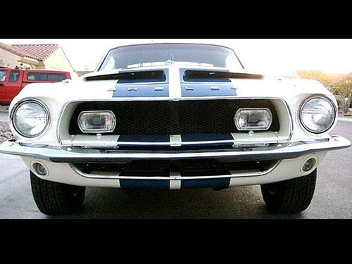 1968 Shelby GT500 428 Engine AT Docs Restored For Sale
