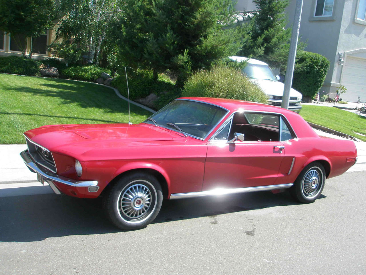 1968 mustang coupe for sale. Black Bedroom Furniture Sets. Home Design Ideas
