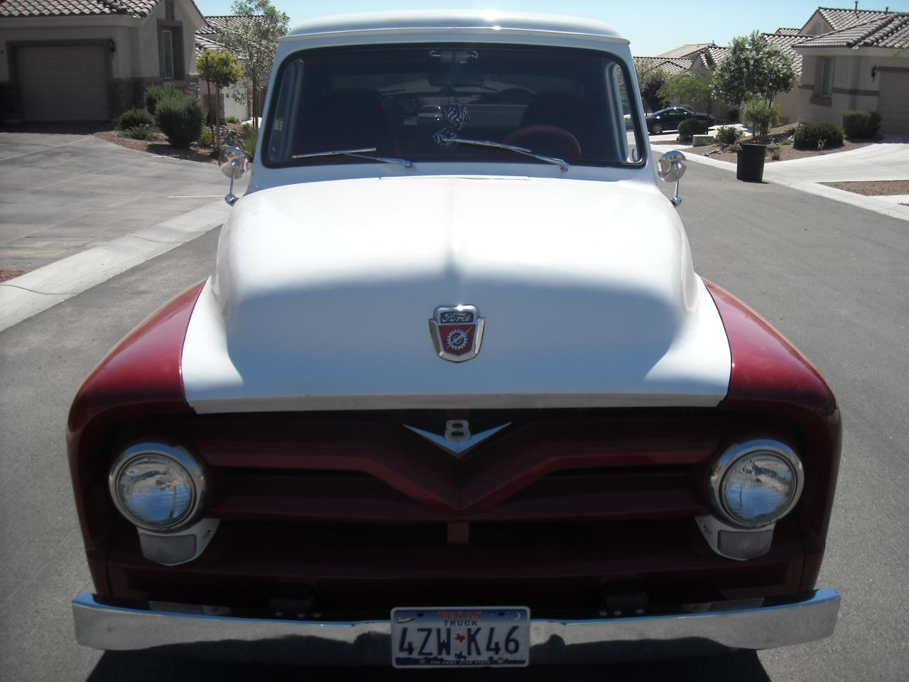 1954 Ford F100 Pick Up Truck For Sale