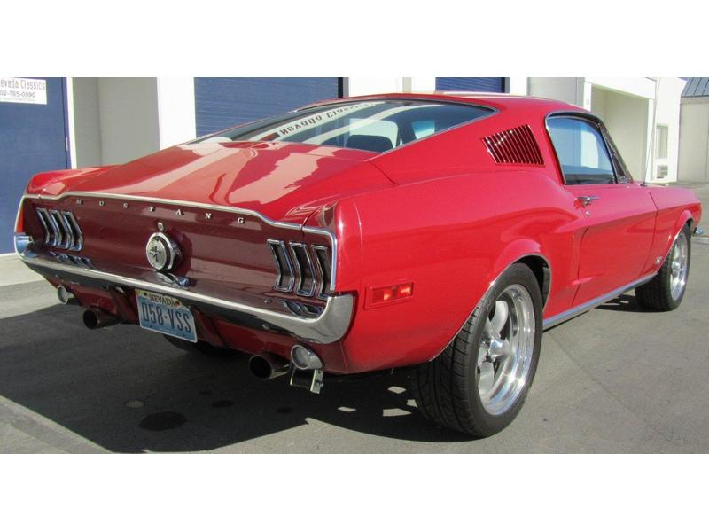1968 Ford Mustang for Sale Image 15